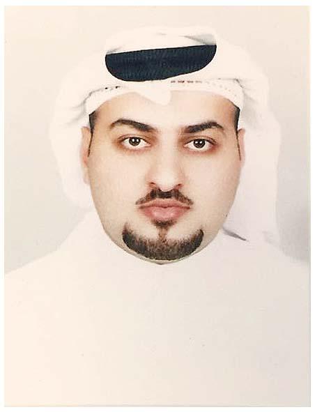 مشعل بن فهد الشمري – أمين المجلس