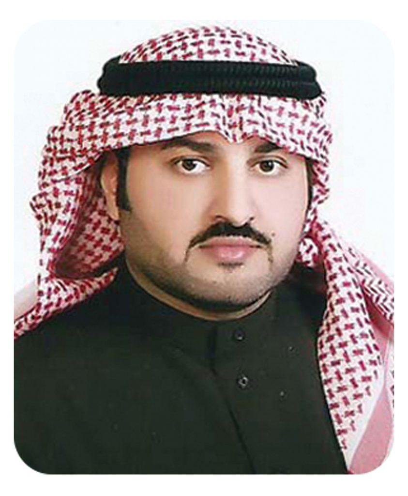 مشعل بن فهد الشمري، نائب رئيس مجلس الإدارة